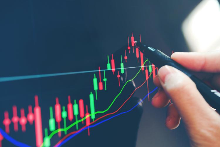 Evolution de la bourse depuis 10 ans
